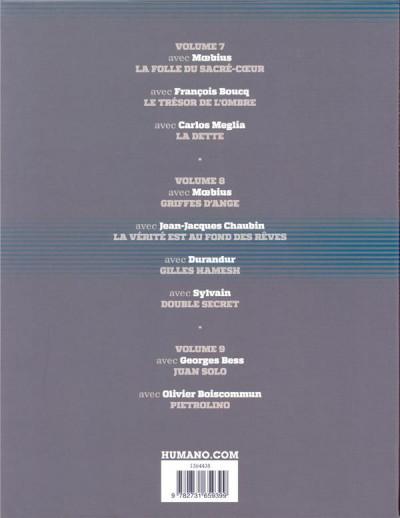 Dos Jodorowsky 90 ans - coffret tome 3