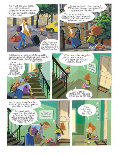 Page 3 gargouilles tome 1 - le voyageur