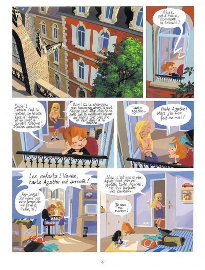 Page 5 gargouilles tome 1 - le voyageur