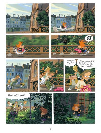 Page 7 gargouilles tome 1 - le voyageur