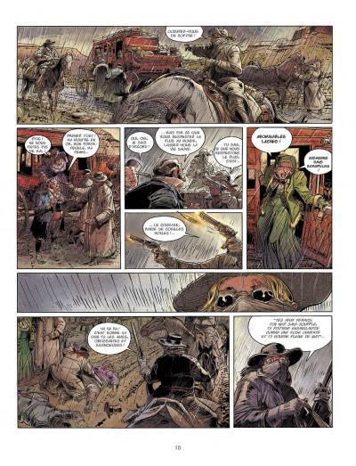 Page 8 bouncer tome 2 - la pitie des bourreaux