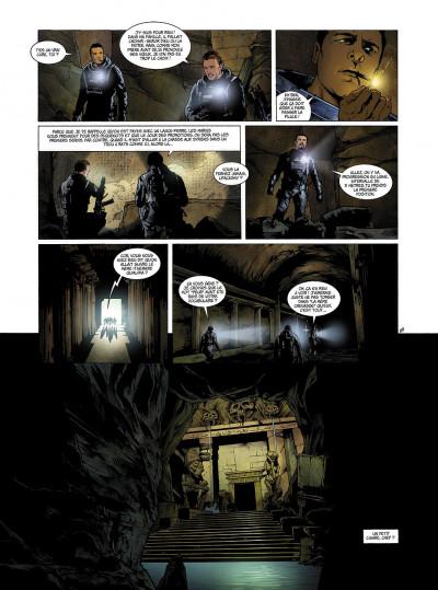 Page 0 sanctuaire tome 2 - le puit des abimes