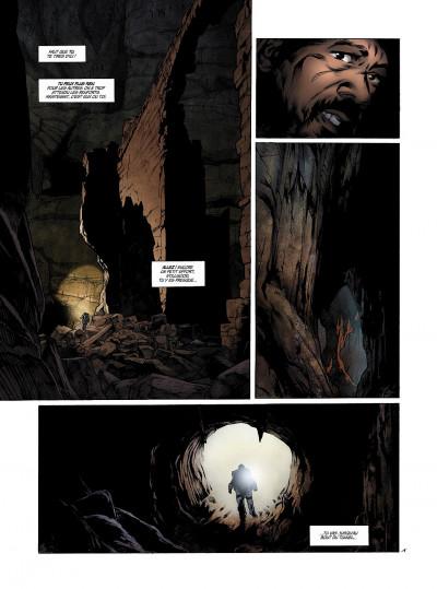 Page 3 sanctuaire tome 2 - le puit des abimes