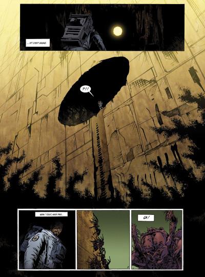 Page 4 sanctuaire tome 2 - le puit des abimes