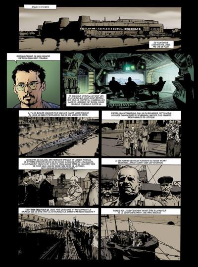 Page 6 sanctuaire tome 2 - le puit des abimes