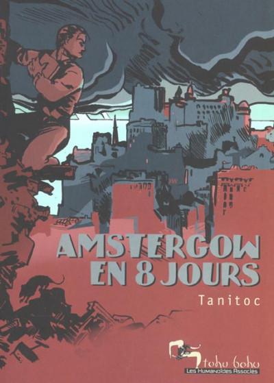 Couverture amstergow en 8 jours