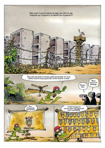 Page 4 rat's tome 6 - la lutte continue