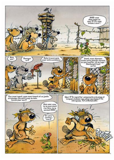 Page 7 rat's tome 6 - la lutte continue