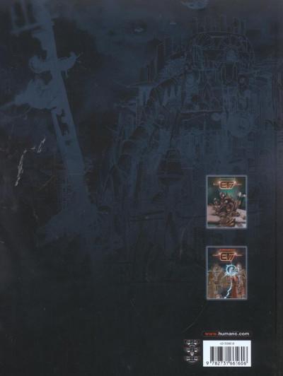 Dos Exterminateur 17 tome 1 - l'alliance
