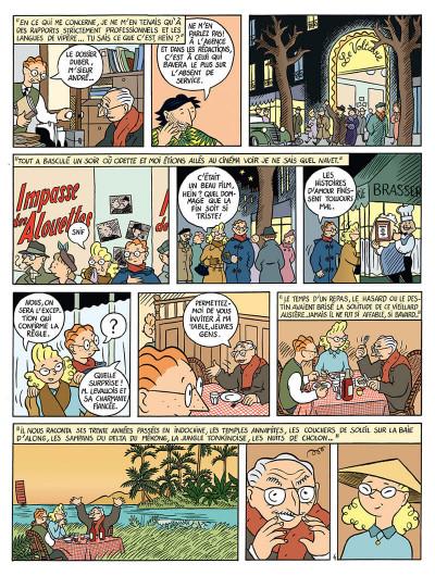 Page 5 la vie de victor levallois tome 1 - trafic en indochine
