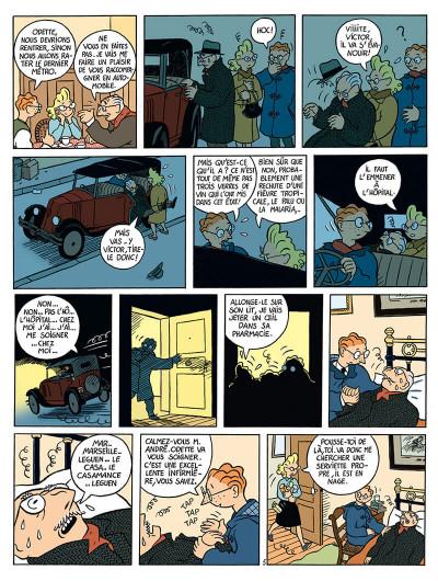 Page 6 la vie de victor levallois tome 1 - trafic en indochine