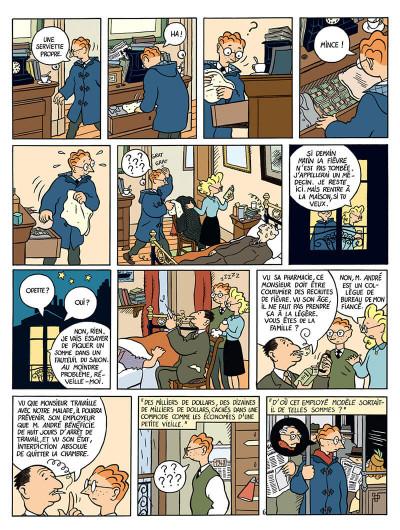 Page 7 la vie de victor levallois tome 1 - trafic en indochine