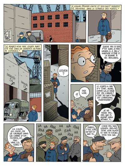 Page 9 la vie de victor levallois tome 1 - trafic en indochine