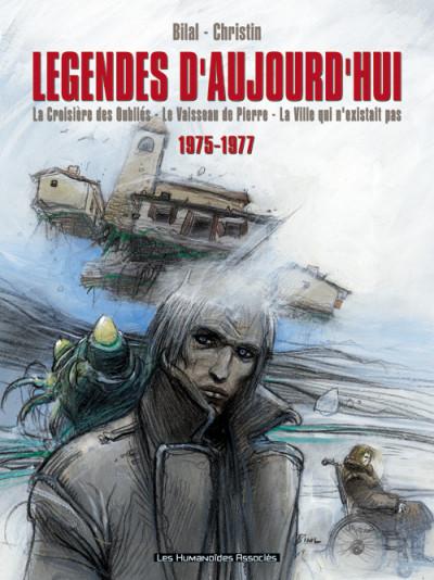 Couverture Légendes d'aujourd'hui - 1975-1977