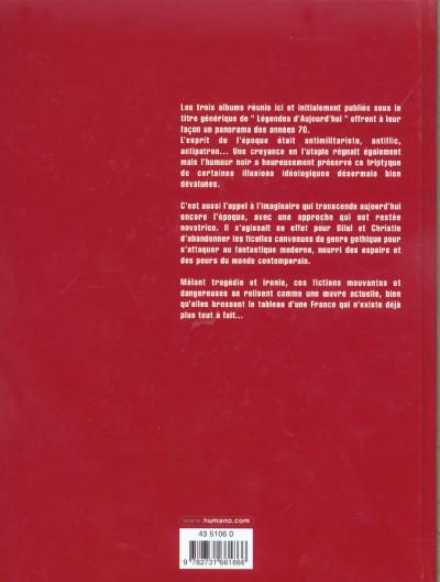 Dos Légendes d'aujourd'hui - 1975-1977
