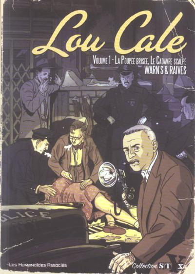 Couverture Lou Cale intégrale tome 1