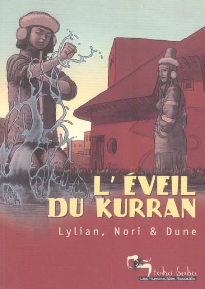 Couverture l'éveil du kurran