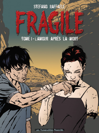 Couverture Fragile tome 1 - l'amour après la mort