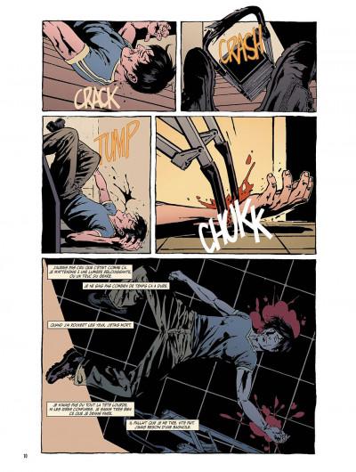 Page 0 Fragile tome 1 - l'amour après la mort