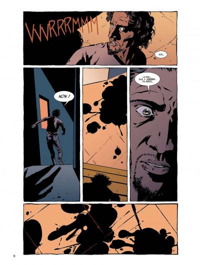 Page 2 Fragile tome 1 - l'amour après la mort