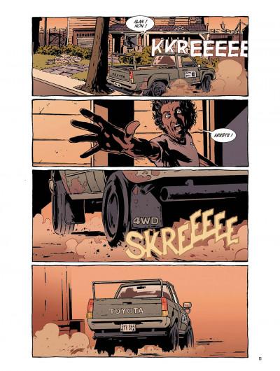 Page 3 Fragile tome 1 - l'amour après la mort