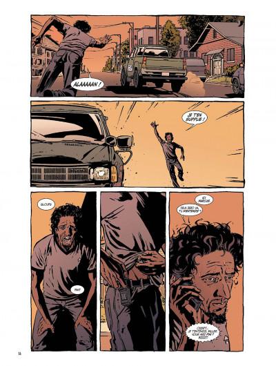 Page 4 Fragile tome 1 - l'amour après la mort