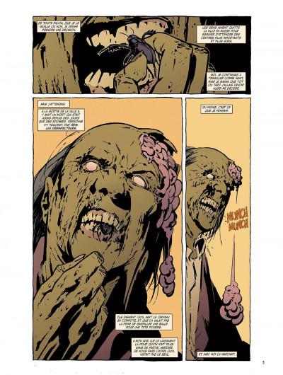Page 5 Fragile tome 1 - l'amour après la mort