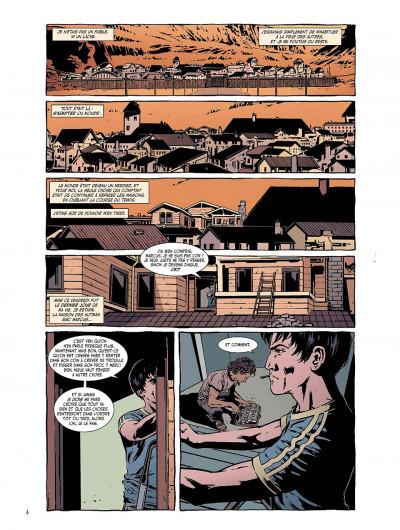 Page 6 Fragile tome 1 - l'amour après la mort