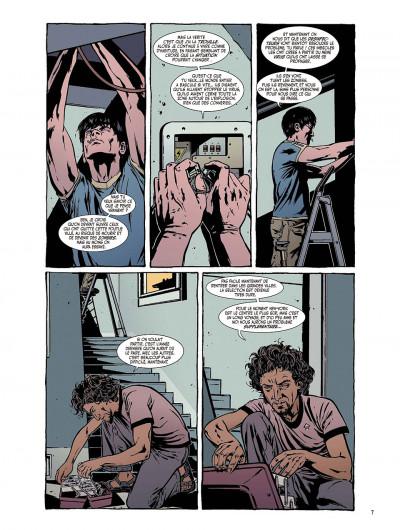 Page 7 Fragile tome 1 - l'amour après la mort
