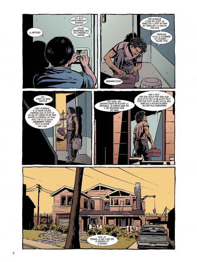 Page 8 Fragile tome 1 - l'amour après la mort