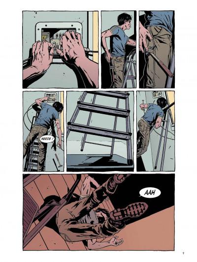 Page 9 Fragile tome 1 - l'amour après la mort