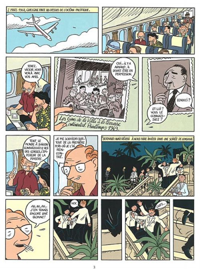 Page 1 la vie de victor levallois tome 2 - la route de cao bang