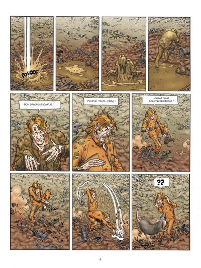 Page 6 l'incal tome 3 - ce qui est en bas