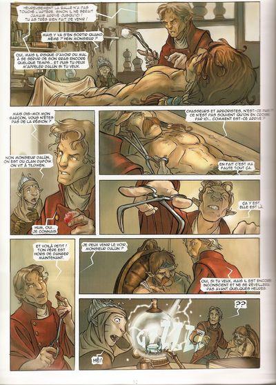 Page 1 l'enfant de l'orage tome 1 - pierres de sang