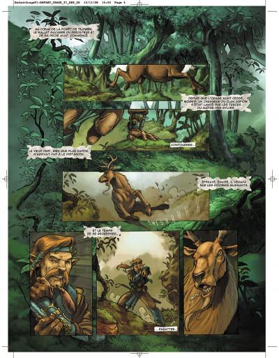 Page 4 l'enfant de l'orage tome 1 - pierres de sang