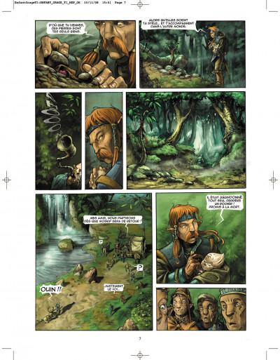 Page 7 l'enfant de l'orage tome 1 - pierres de sang
