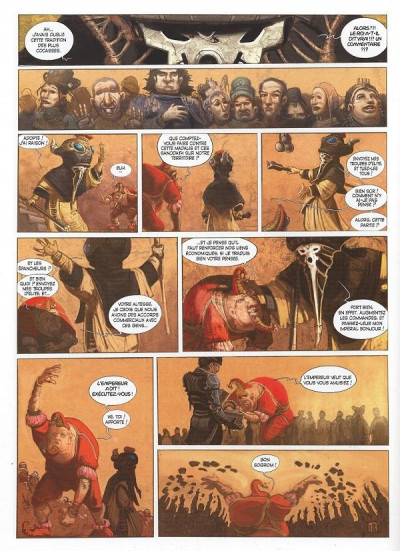 Page 1 thorinth tome 3 - l'empereur vertical