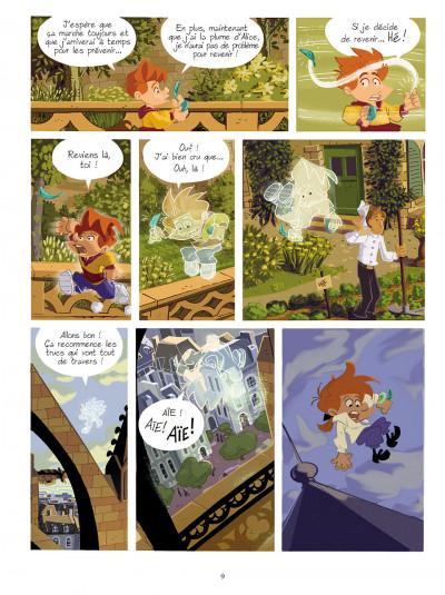 Page 8 gargouilles tome 2 - la clef du temps