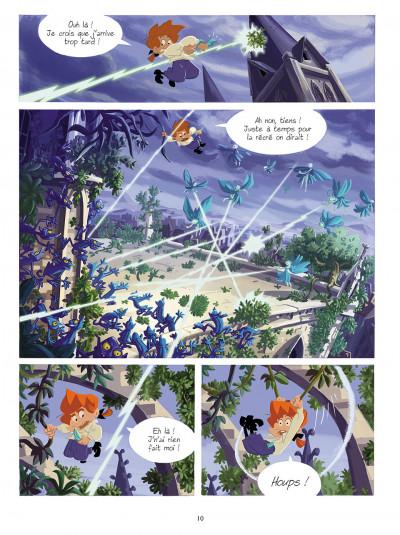 Page 9 gargouilles tome 2 - la clef du temps