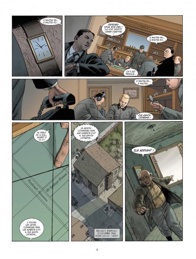 Page 5 je suis légion tome 1 - le faune dansant