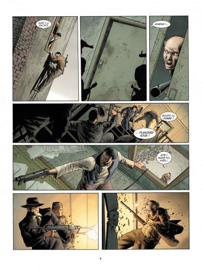 Page 9 je suis légion tome 1 - le faune dansant
