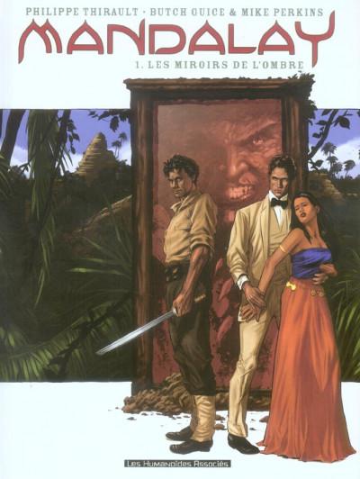 image de mandalay tome 1 - les miroirs de l'ombre