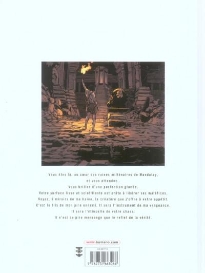 Dos mandalay tome 1 - les miroirs de l'ombre