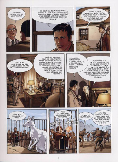 Page 1 russell chase tome 1 - le loup de tasmanie