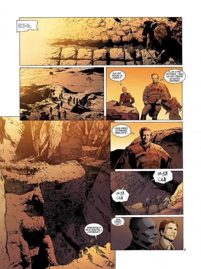 Page 4 sanctuaire tome 3 - moth
