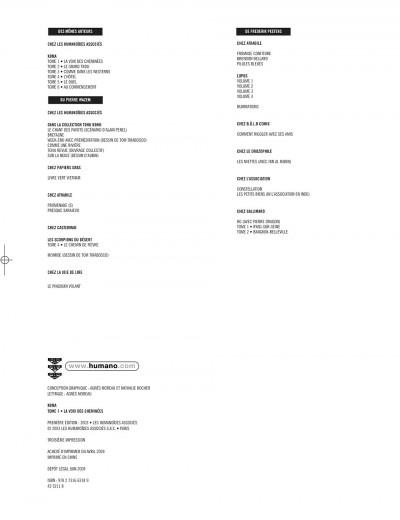 Page 2 koma tome 1 - la voix des cheminées