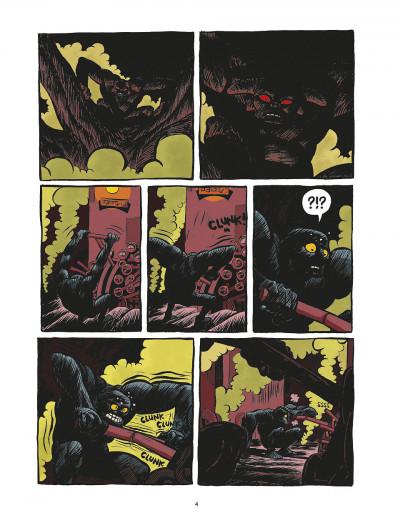 Page 4 koma tome 1 - la voix des cheminées