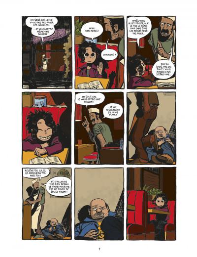 Page 7 koma tome 1 - la voix des cheminées
