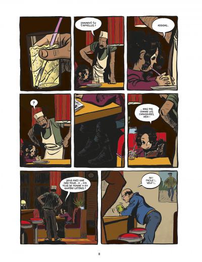 Page 8 koma tome 1 - la voix des cheminées