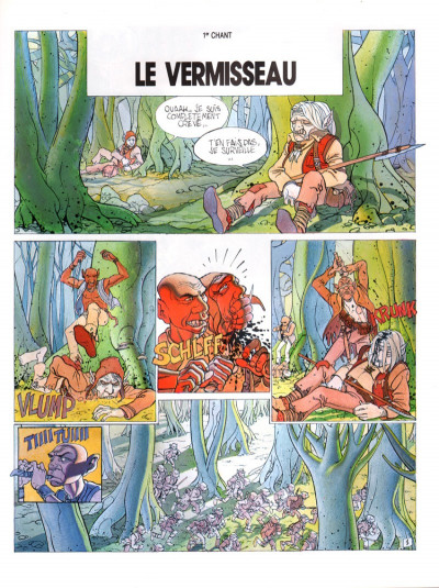 Page 1 Alef-Thau - intégrale tomes 1 à 3